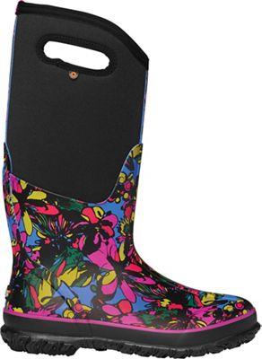 Bogs Women's Classic Tall Wild Flower Boot