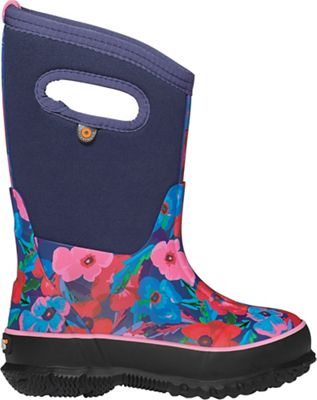 Bogs Kids' Classic Water Pansies Boot