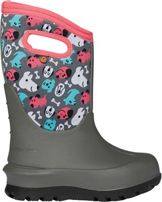Bogs Kids' Neo Classic Puppies Boot