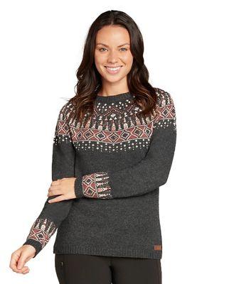 Sherpa Women's Amdo Crew Sweater