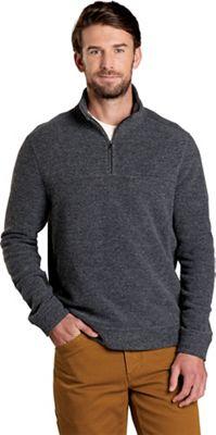 Toad & Co Men's Breithorn 1/4 Zip Sweater