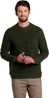 Toad & Co Men's Breithorn Crew Sweater