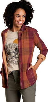 Toad & Co Women's Cairn Duofold LS Shirt