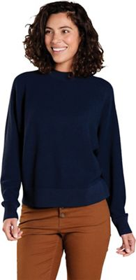 Toad & Co Women's Lily Mock Neck Sweater