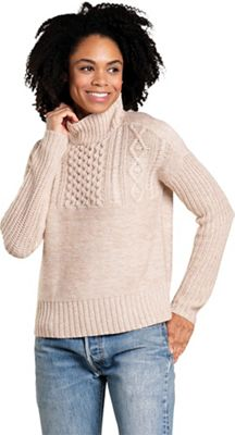 Toad & Co Women's Tupelo Cable Sweater