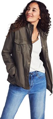 Faherty Women's Acadia Utility Jacket