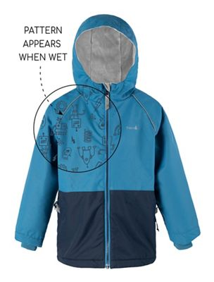 Therm Boys' Splashmagic Storm Jacket