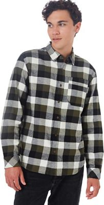 Tentree Men's Benson Flannel Shirt
