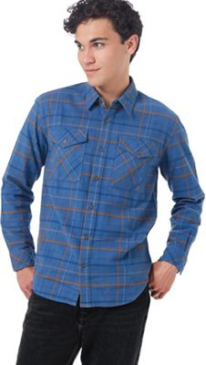 Tentree Men's Bowren Flannel Shirt