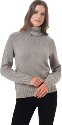 Tentree Women's Highline Wool Turtleneck Sweater