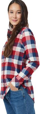 Tentree Women's Lush Flannel Shirt