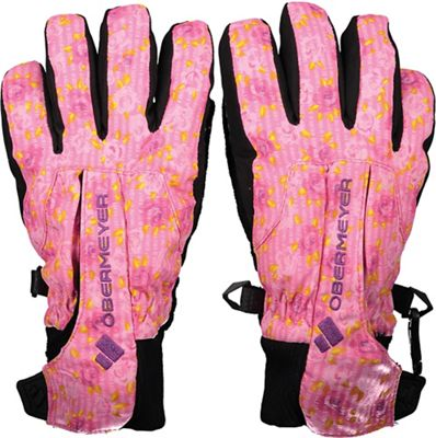 Obermeyer Kids' Thumbs Up Glove - Printed