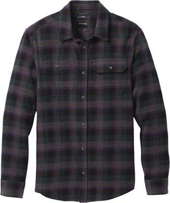 Prana Men's Hatcher Flannel Shirt - Slim
