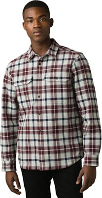 Prana Men's Wedgemont Flannel Shirt-Slim