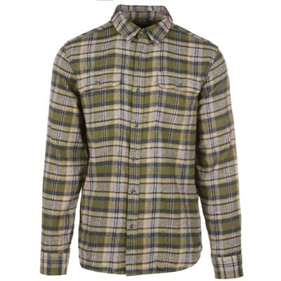 Prana Men's Westbrook Flannel Shirt