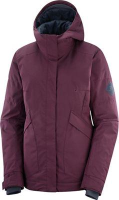 Salomon Women's Snow Rebel Jacket