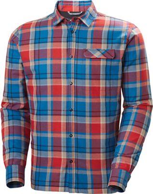 Helly Hansen Men's Lifaloft Insulated Flannel Shirt