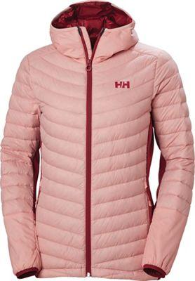 Helly Hansen Women's Verglas Hooded Down Hybrid Insulator Jacket