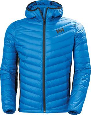 Helly Hansen Men's Verglas Hooded Down Hybrid Insulator Jacket