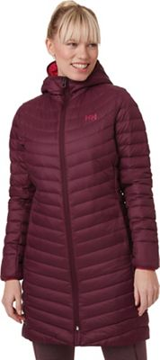 Helly Hansen Women's Verglas Long Down Insulator Jacket