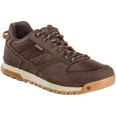 Oboz Men's Bozeman Low Shoe