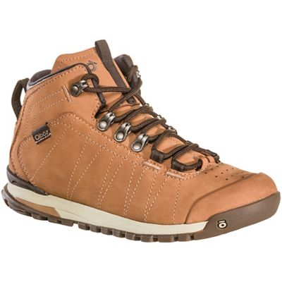Oboz Women's Bozeman Mid Leather Shoe