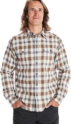 Marmot Men's Movatn Heavyweight LS Flannel Shirt