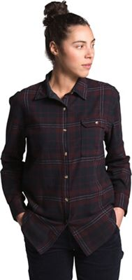 The North Face Women's Berkeley LS Boyfriend Shirt