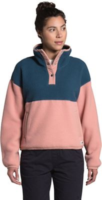 The North Face Women's Cragmont Fleece 1/4 Snap Pullover