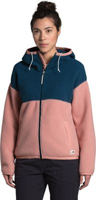 The North Face Women's Cragmont Fleece Full Zip Hoodie