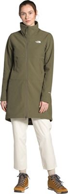 The North Face Women's Shelbe Raschel Parka-Length Hoodless Jacket