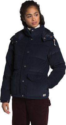 The North Face Women's Sierra Down Corduroy Parka