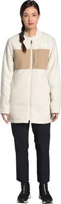 The North Face Women's TNF Reversible Long Fleece Jacket
