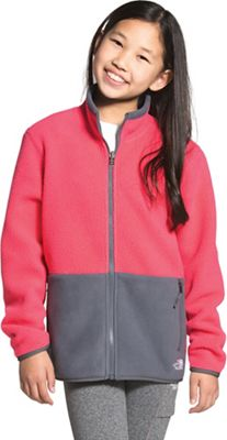 The North Face Youth Reversible Sherpalito Jacket