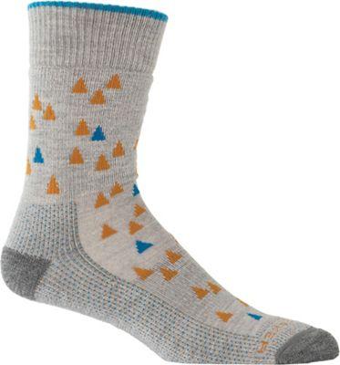 Icebreaker Men's Hike Medium GRX Crew Sock