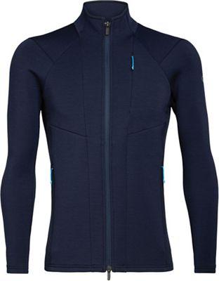 Icebreaker Men's Lucca LS Zip Jacket