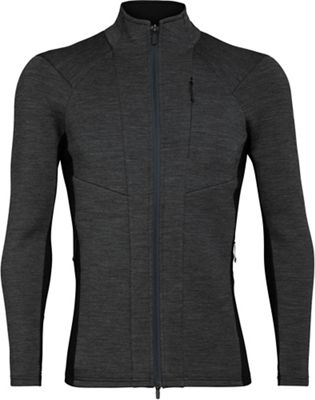 Icebreaker Men's Lucca LS Zip Jacket