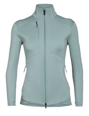 Icebreaker Women's Lucca LS Zip Jacket