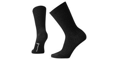 Smartwool Women's Cable II Crew Sock - 2 Pack