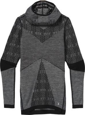Smartwool Women's Intraknit Merino 250 Thermal Pattern Hoodie