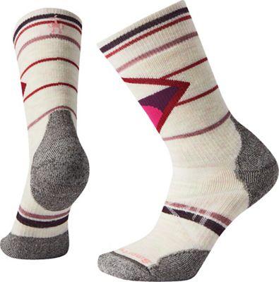 Smartwool Women's Outdoor Medium Pattern Crew Sock