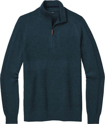 Smartwool Men's Ripple Ridge Half Zip Sweater