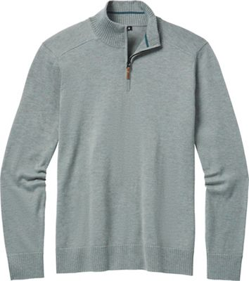 Smartwool Men's Sparwood Half Zip Sweater