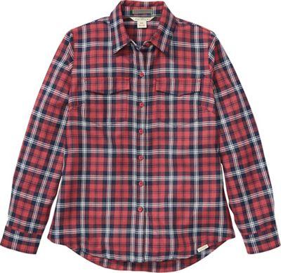 ExOfficio Women's Madison Midweight Flannel LS Shirt