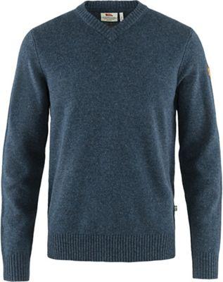 Fjallraven Men's Ovik V Neck Sweater