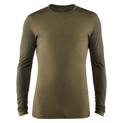 Fjallraven Men's Wool LS T-Shirt