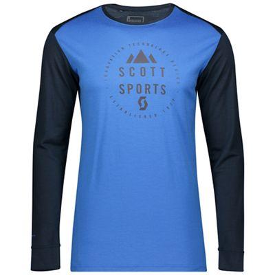 Scott USA Men's Defined Merino L/SL Shirt
