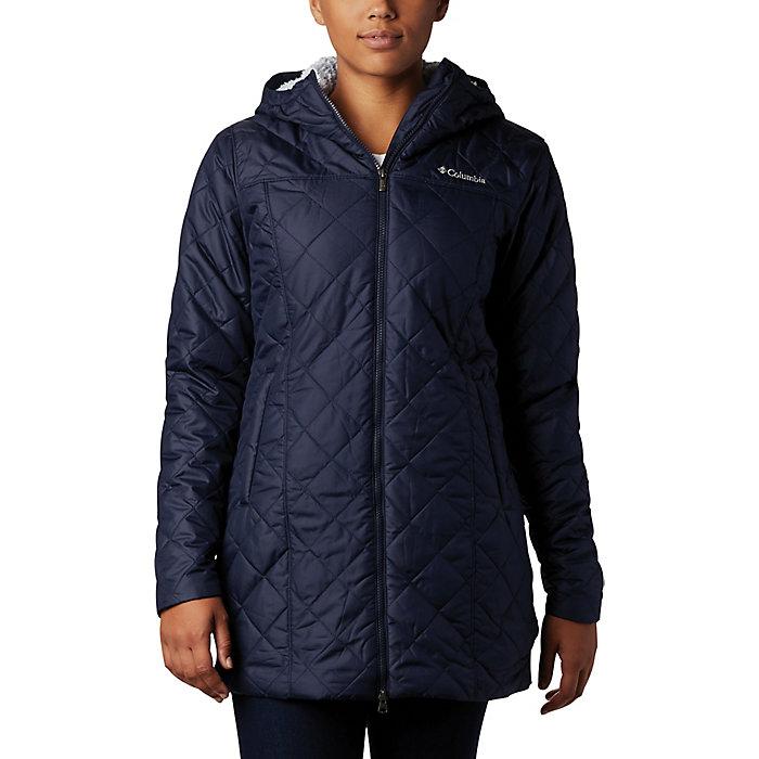 Columbia Womens Copper Crest Long Jacket