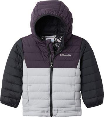 Columbia Toddlers' Boys Powder Lite Hooded Jacket