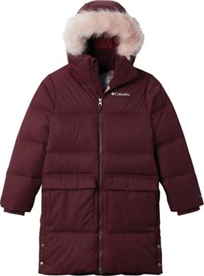 Columbia Youth Rockfall Mid Down Jacket